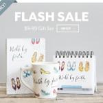 DaySpring Walk by Faith Journal, Mug and Calendar Set $9.99 TODAY ONLY