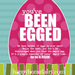 You've Been Egged!!