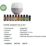 FREE Diffuser, Deep Blue Rub & Oil (with essential oil kit purchase)