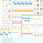 Free Printable Easter-Themed Math Worksheets