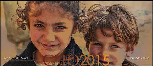 Christian Alliance for Orphans 2015