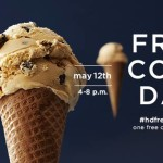 FREE Cone Day at Haagen-Dazs