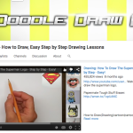 FREE Easy Step By Step Art Drawing Channel