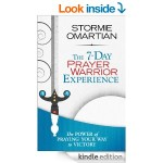 Free eBooks: 7-Day Prayer Warrior (Stormie Omartian), Minimalist Living, Toddler's Busy Book, and more.