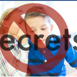 Why We Don't Keep Secrets In Our House (Child Abuse Prevention)
