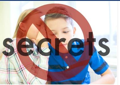 Why We Don't Keep Secrets