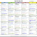 Free July Monthly Meal Plan