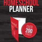 FREE Homeschool Planner {Over 200 Pages}