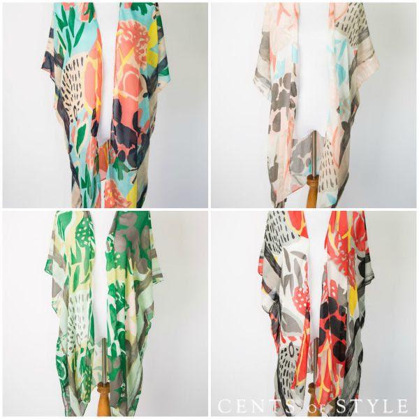 Cents of Style Kimonos