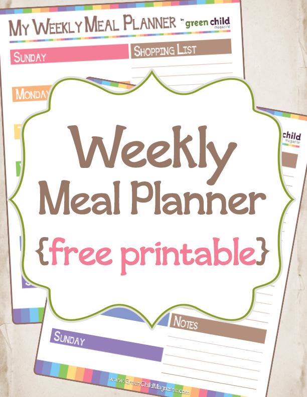 Free-Weekly-Meal-Planner