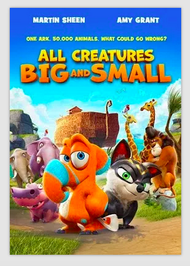 All Creatures Big and Small – Toate creaturile mari și mici (2015)