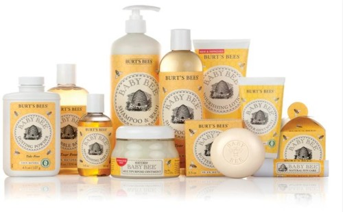 Burts Bees Baby Product