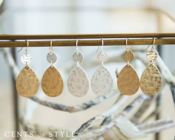 cents of style metallic collection