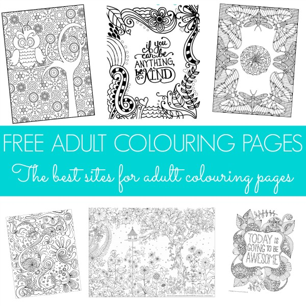 Intricate Coloring Pages Pdf - Coloring Home | 600x600