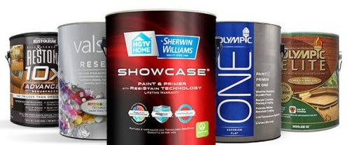 Lowe 39 s buy one get one free paint gallons today only for Buying paint at lowes