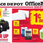 Office Max/Office Depot Back to School Deals for 7/10