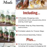 20 Freezer to Slow Cooker Recipes for Back to School