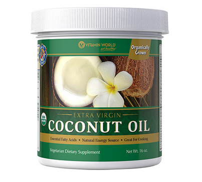 Organic Coconut oil freebie