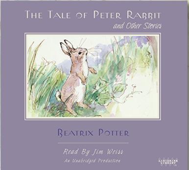 Tales of Peter Rabbit Audiobook-1