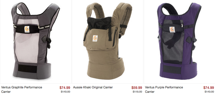 Zulily Ergo Baby Carriers 59 Today Only Faithful