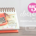 DaySpring $5 Flash Sale on Perpetual Calendars