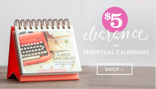 dayspring perpetual calendar flash sale