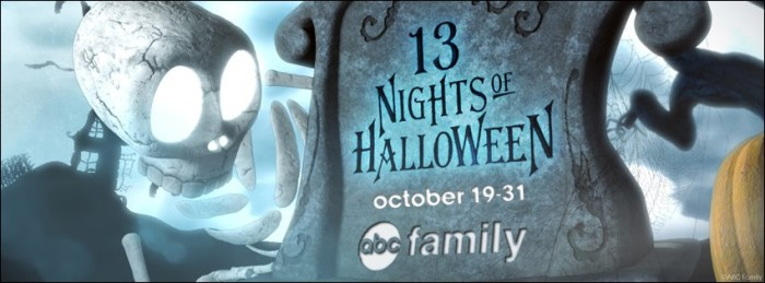 abc family channel has released their 13 nights of halloween movie schedule for 2015 and i have it below if you miss any of the movies below
