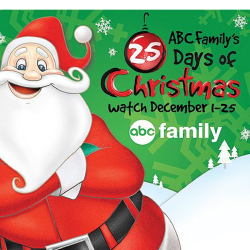 ABC Family 2015 25 Days of Christmas Movie Schedule
