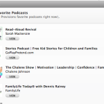 Podcasts I Am Loving Right Now