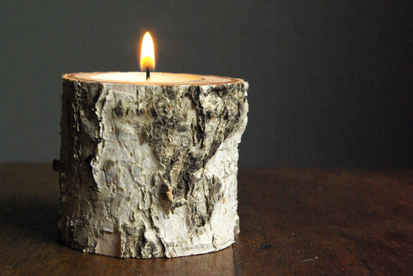 birch wood candle-2