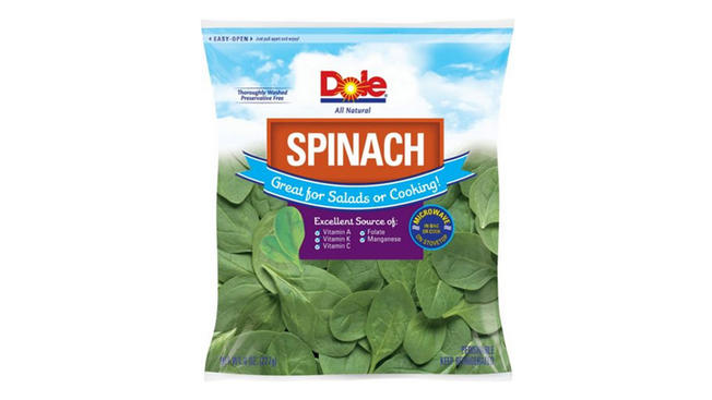 dole+spinach