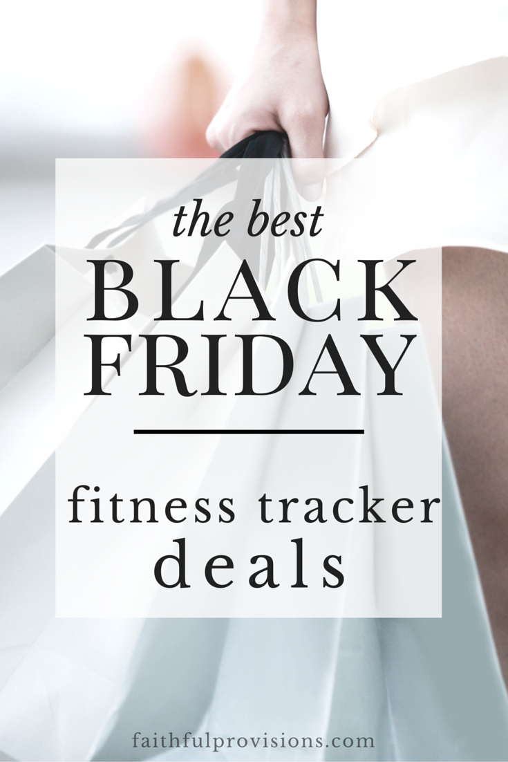 Best Black Friday Fitness Tracker Deals
