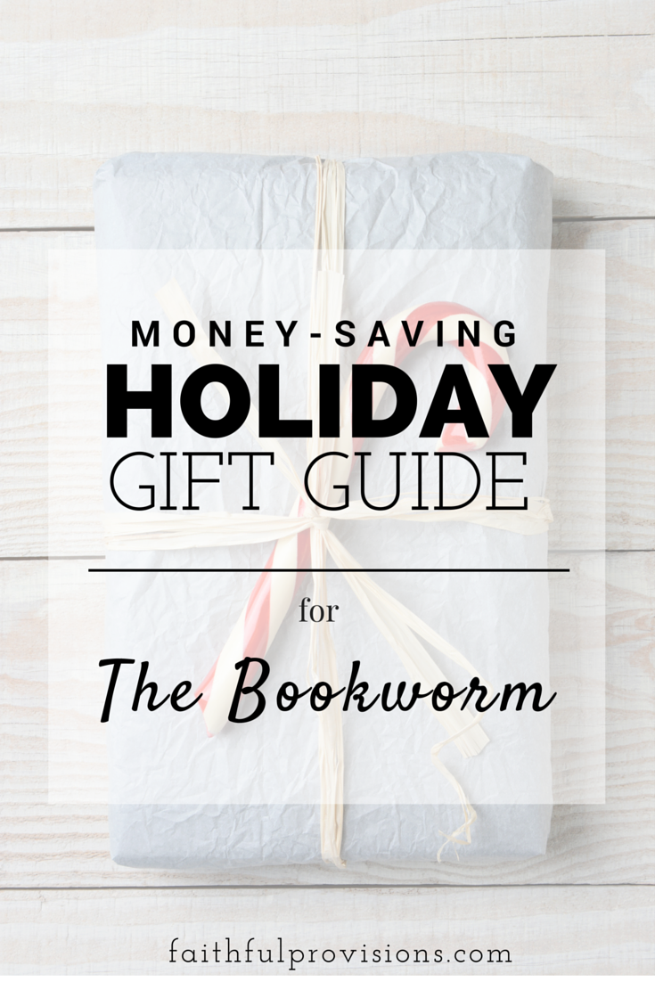Holiday Gift Guide-The Bookworm