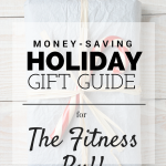 Holiday Gift Guide: The Fitness Buff