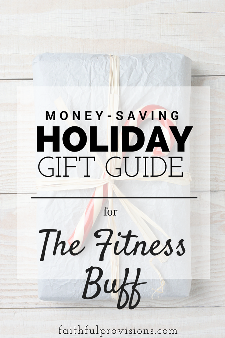 Holiday Gift Guide - The Fitness Buff