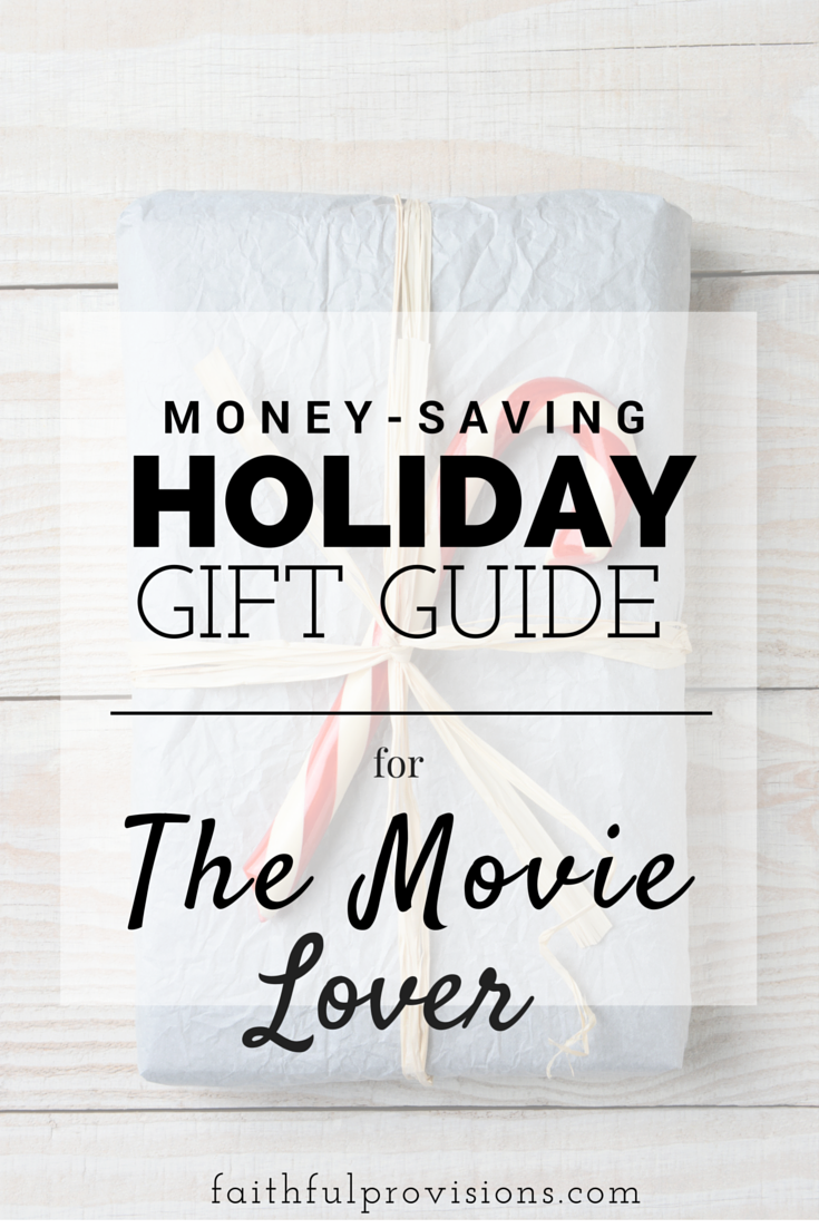 Holiday Gift Guide -The Movie Lover
