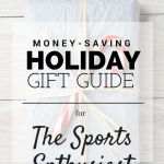 Holiday Gift Guide: The Sports Enthusiast