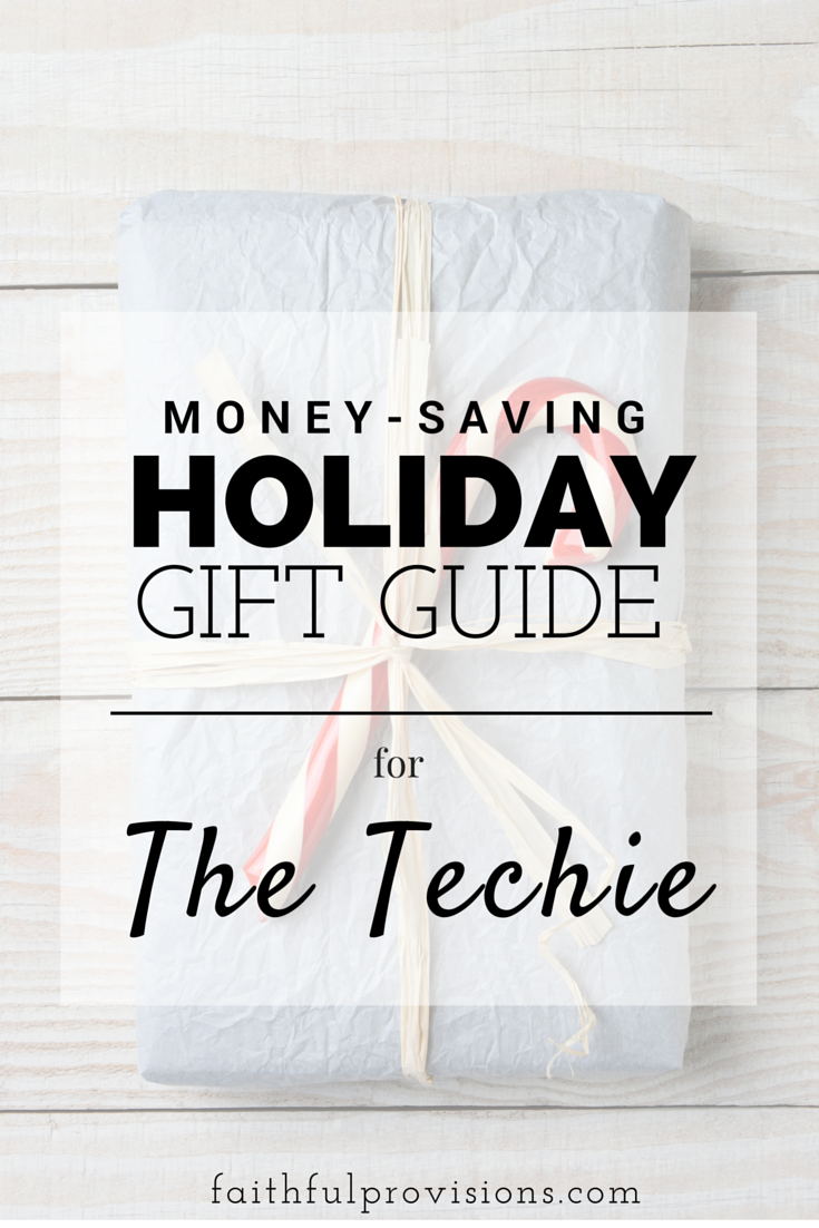 Holiday Gift Guide -The Techie
