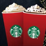 Starbucks: Buy One, Get One Free