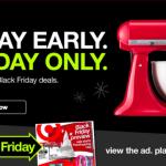 Target: Select Black Friday Deals Live:  $97 Beats, $189 iPad & More