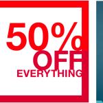 Gap Black Friday: Save 50% Off