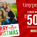 TinyPrints: Up to 50% off Holiday Cards!