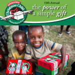 Donate an Operation Christmas Child Box $5.00