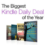 Amazon Cyber Monday: 80% off Kindles – Biggest Kindle Deal of the Year!