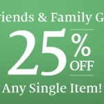 Barnes & Noble: Save 25% off Any Single Item