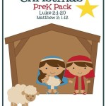 Free Christmas Nativity Pack