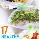 17 Healthy Crockpot Freezer Meals