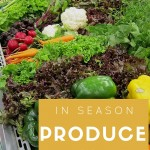What Produce Is In Season {April}
