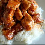 3-Ingredient Orange Chicken  Recipe
