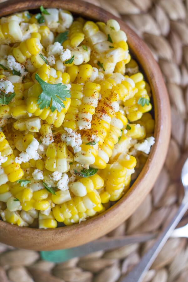 Chili-Lime-Corn-Salad